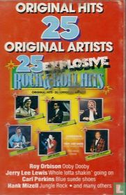 25 Explosive Rock & Roll Hits (Rockabilly Dynamite Various)
