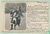 Pipe Major SCOTS GUARDS