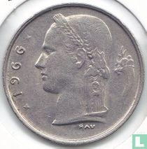 België 1 franc 1966 (FRA)
