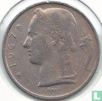 België 5 francs 1967 (FRA)