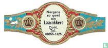 Nergens zo goed als Laarakkers Doet. Tel. 08855-1425