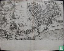 Inname van Zutphen door prins Maurits
