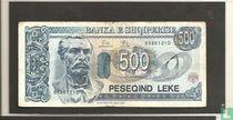 Albanië 500 Leke