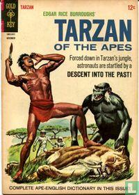Tarzan 154 Descent into the past
