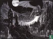 Dragon puzzel + poster