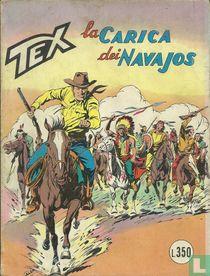 La carica dei Navajos