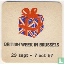 Martin's Pale Ale / British week in Brussels