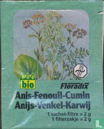 Anise-Fenouil-Cumin
