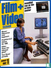 Film + Video - techniek 1