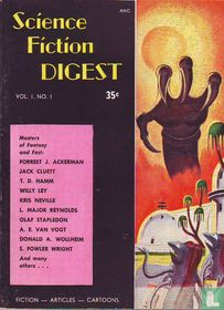 Science Fiction Digest 1