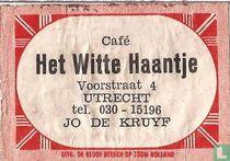 Café Het Witte Haantje - Jo de Kruyf