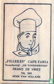 """Fillekes"" Cafe Taria Strandbedrijf: ""De Noorderpier"""