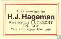 Sigarenmagazijn H.J. Hageman