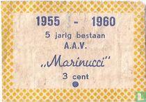5 Jarig bestaan A.A.V. Marinucci