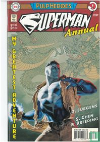 Superman Annual 9