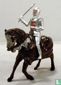 Knight mounted with Sword