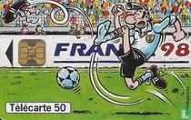 Le football vu par 4 dessinateurs: Margerin