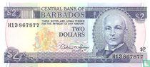 Barbados 2 dollar
