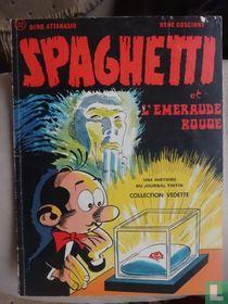 Spaghetti et l'emeraude rouge