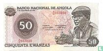 Angola 50 kwanzas
