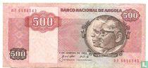 Angola 500 Kwanzas 1984