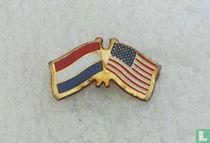 Vlaggen Nederland - Amerika