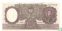 Argentinië 1000 pesos
