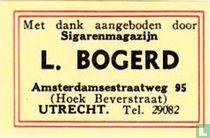 Sigarenmagazijn L. Bogerd