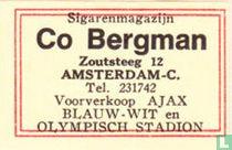Sigarenmagazijn Co Bergman