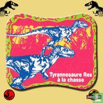 Tyrannosaure Rex à la chasse