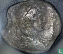 Romeinse Rijk, AR Tetradrachme, 117-138 AD, Hadrianus, Alexandrië, 129-130 AD