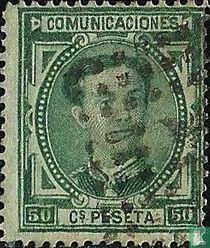 Koning Alfons XII
