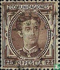 König Alfonso XII.