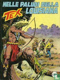 Nelle paludi della Louisiana