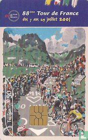 Tour de France 2001 - Affiche