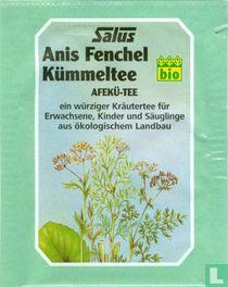 Anise-Fennel-Kümmeltee