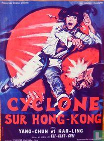 Cyclone Sur Hong Kong ( The Avenger )