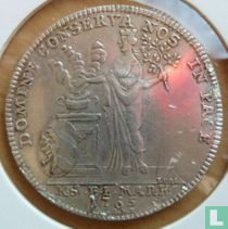 Neurenberg 1 thaler 1765