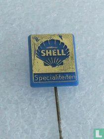 Shell specialiteiten [goud op blauw]