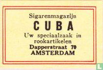 "Sigarenmagazijn ""Cuba"""
