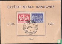 Exportbeurs Hannover