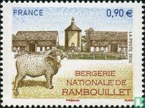 Schaapstal van Rambouillet
