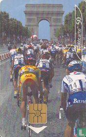 Tour de France 2001 - Paris