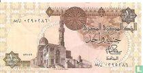 Egypte 1 pond 1979