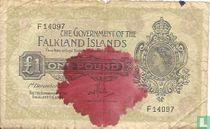 Falklandeilanden 1 pond