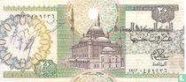 Egypte 20 pond 1980