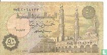 Egypte 50 piaster 2000