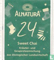 24 Sweet chai