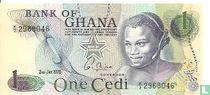 Ghana 1 Cedi 1976