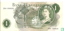 Verenigd Koninkrijk 1 pond